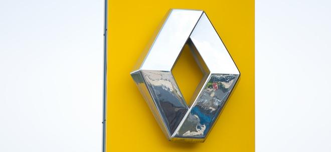 Renault-Aktie dreht ins Minus: Chinesischer Partner investiert Milliarden in Batteriefabrik