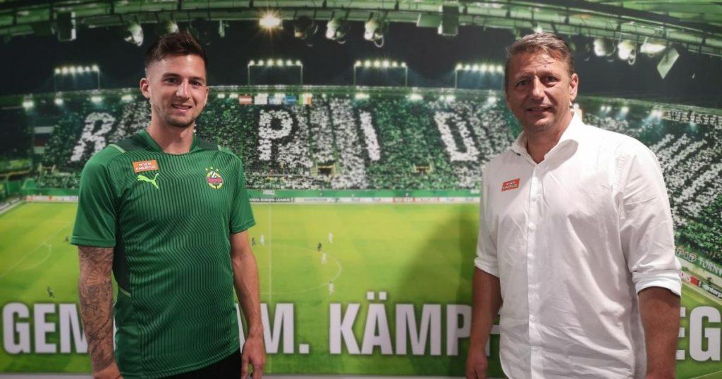 Run fast with Knasmüllner and U21 player Sulzbacher