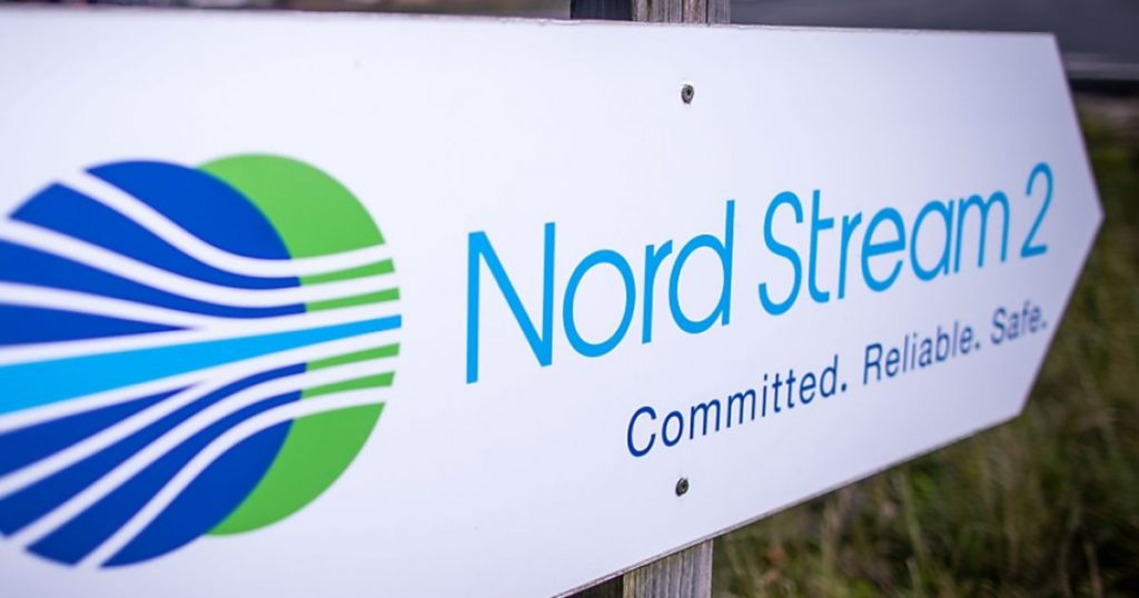 The first thread of Nord Stream 2 has been completed