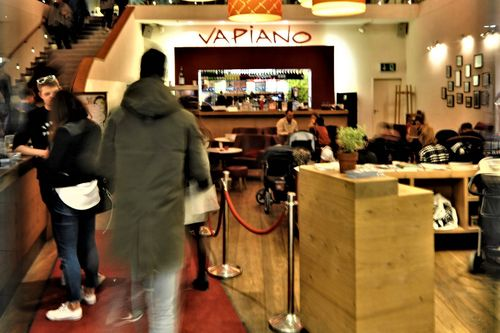 Vapiano wants to restart with Pinsa instead of pizza: the daily menu