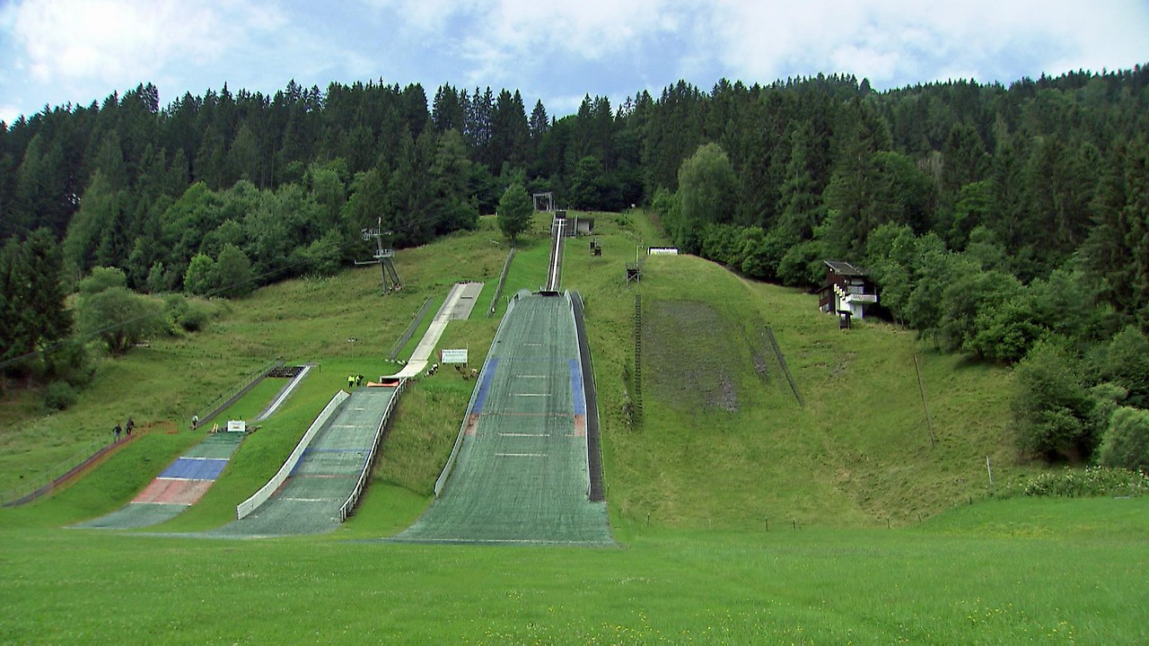In Saalfelden (Pinzgau), the modernization of the Nordic Center for cross-country skiers and snowboarders officially began on Monday.  However, the high-performance center has been going on for years and no longer meets international standards.  A lot of money is being invested now.