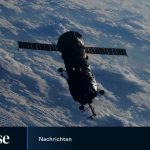 The ISS space station module sank in the Pacific Ocean: an almost new module…