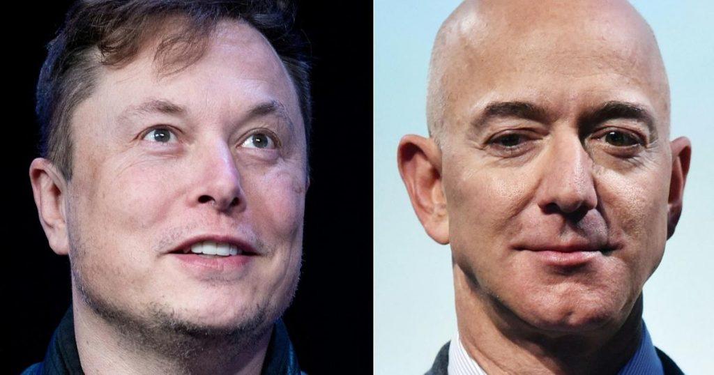 Jeff Bezos offered NASA 2 billion to hold the moonعقد