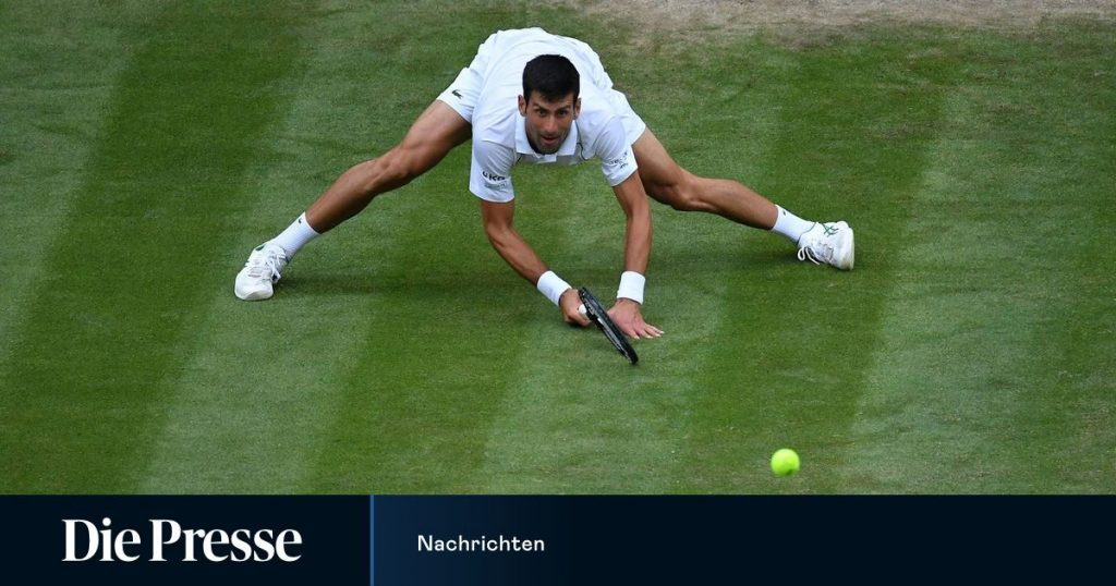 Djokovic has Nadal and Federer in his sights