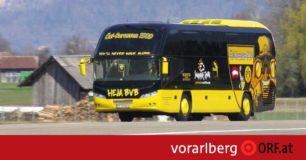 In Altach: Borussia Dortmund vs FC Bologna