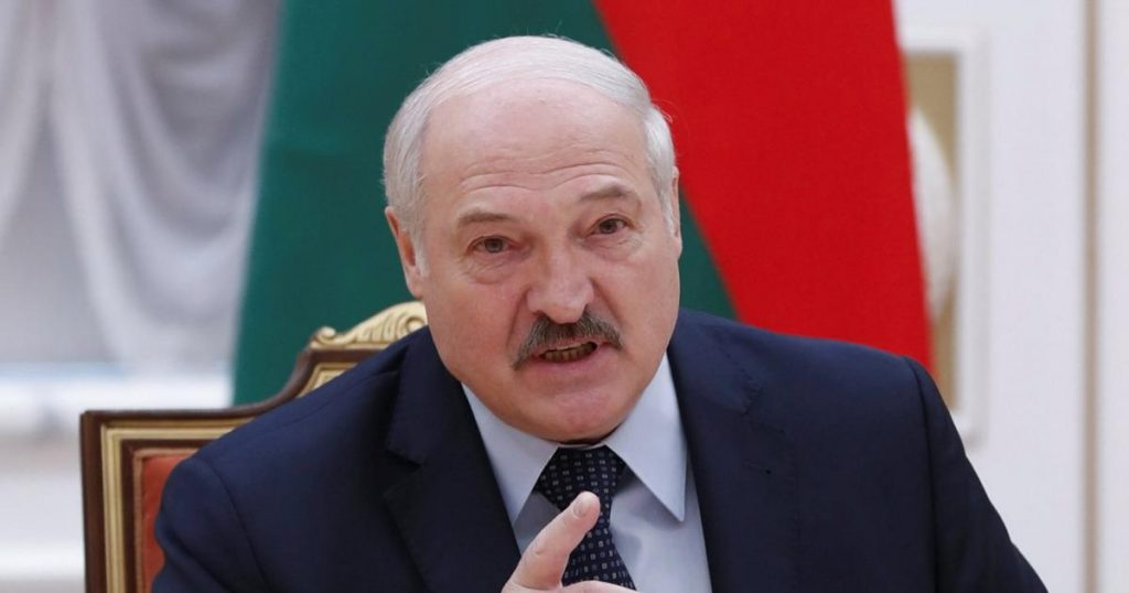 """Lukashenko sensed a """"coup"""" and closed the border with Ukraine"""