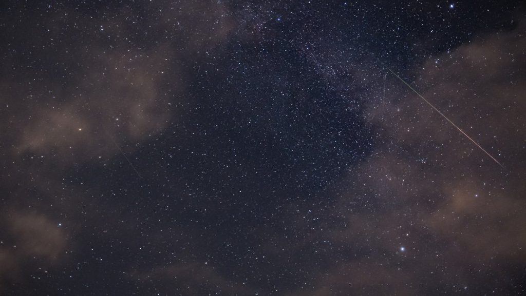 Sun, Moon and Stars in August: A meteor comes every three minutes