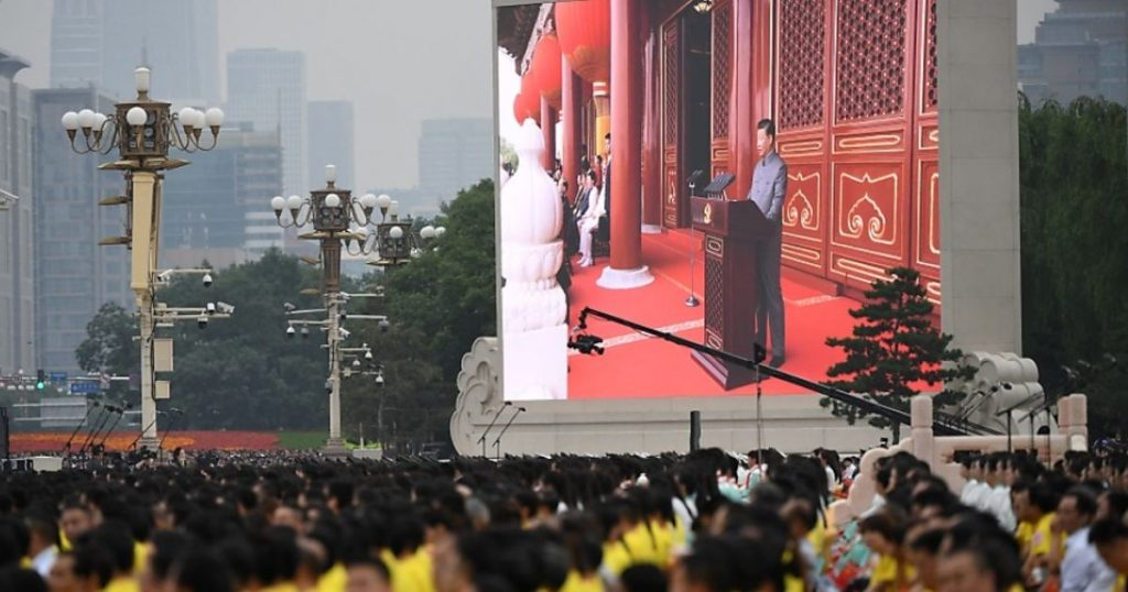Xi Jinping emphasized the leading role of the Communist Party of China