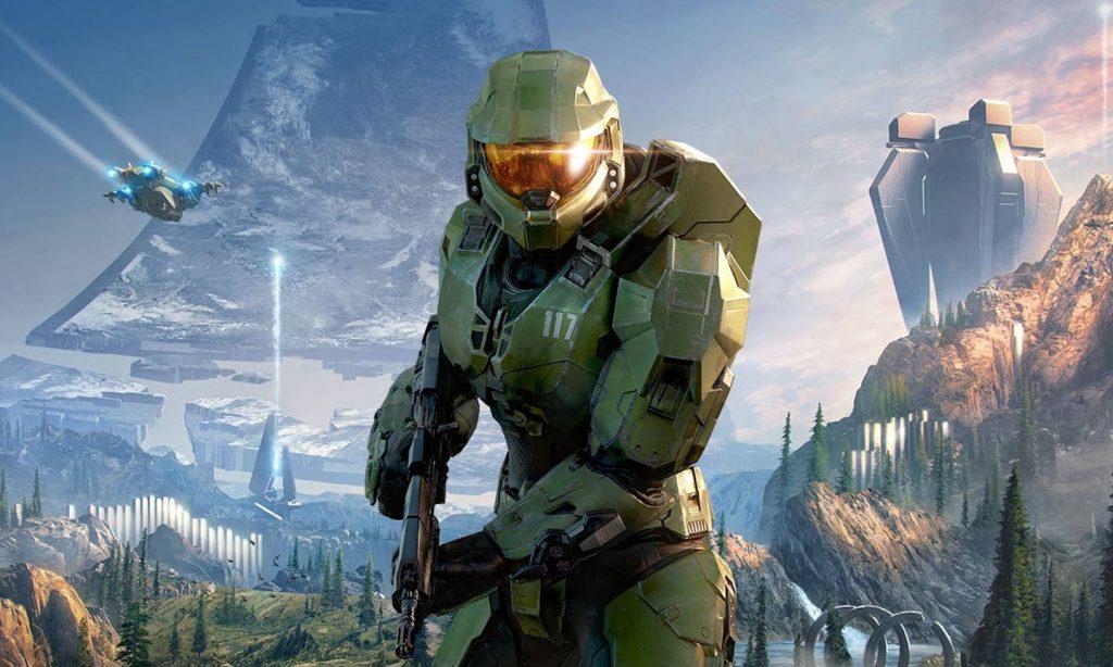 Halo Infinite: Audio file inspiring Battle Royale mode rumors
