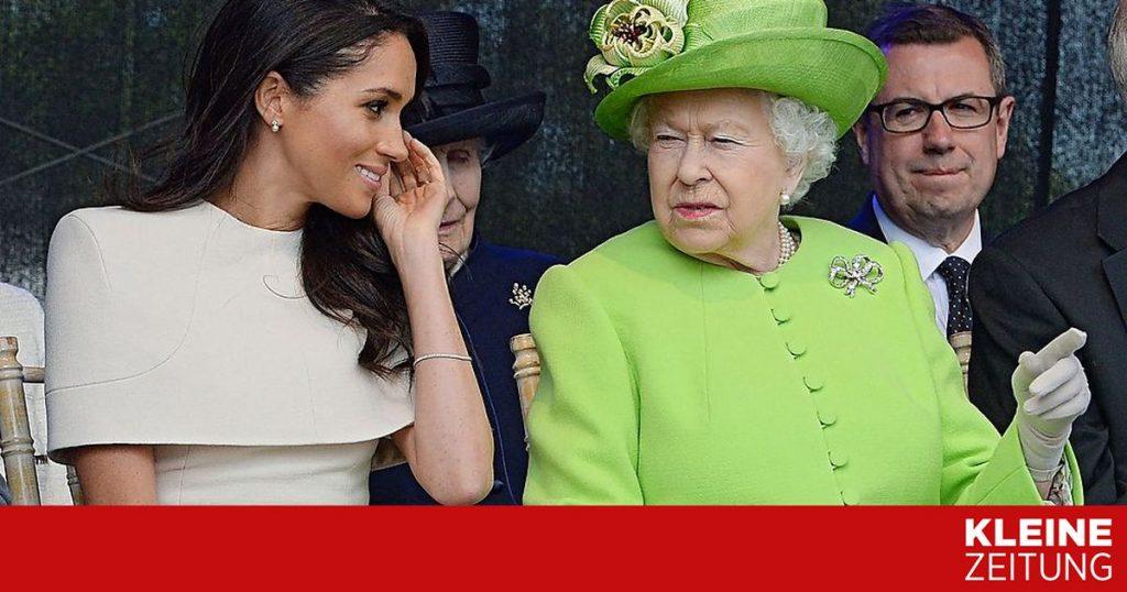 The Queen congratulated the Duchess Meghan on her birthday «kleinezeitung.at