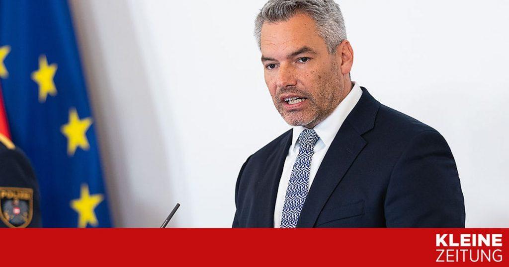 Austria and four other countries put pressure on the European Union «kleinezeitung.at