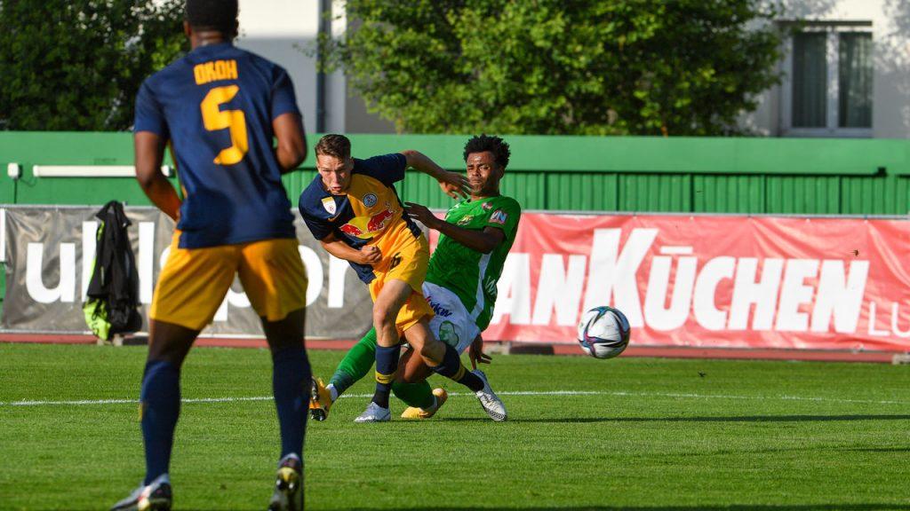 Second League Admiral: Austria Lustenau beat Liefering - Football