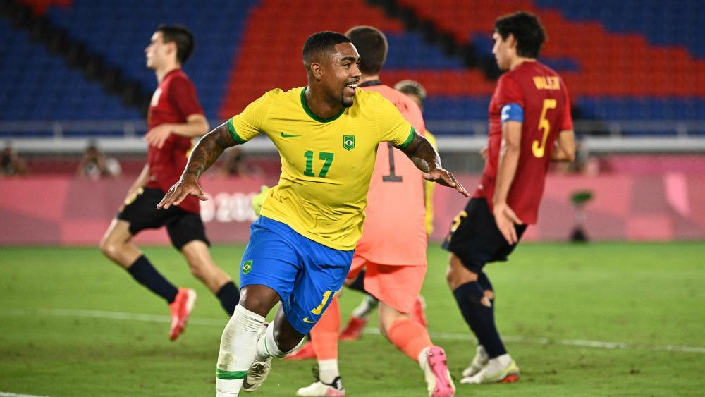 Late decision: Malcom leads Brazil to Olympic victory - Olympia