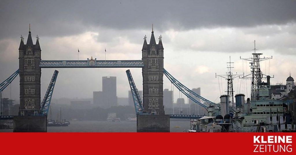 Technical glitch in Tower Bridge brings chaos «kleinezeitung.at