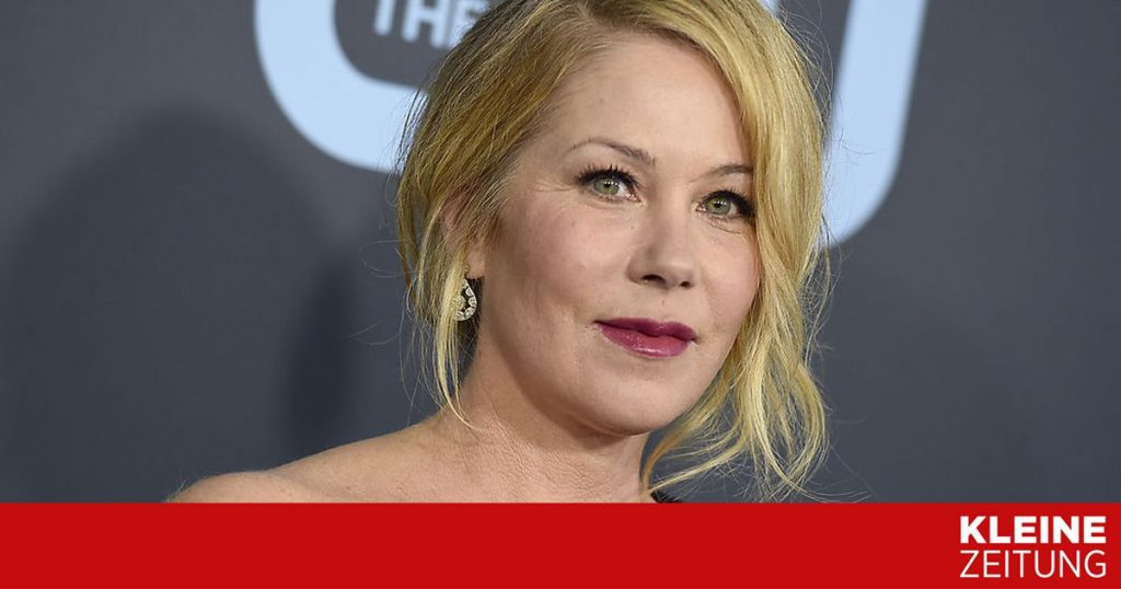 American actress Christina Applegate suffers from MS «kleinezeitung.at