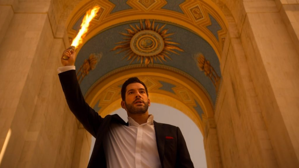 Lucifer Sensation: Here's the first trailer for Season 6 of the Satanic Amazon series!