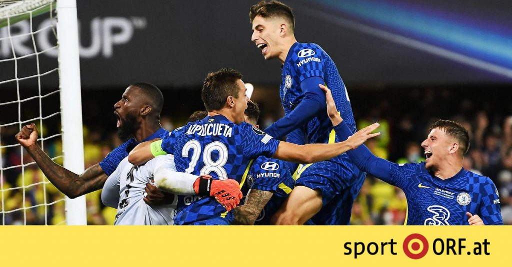 Football: Chelsea win the UEFA Cup after a thrilling penalty kick
