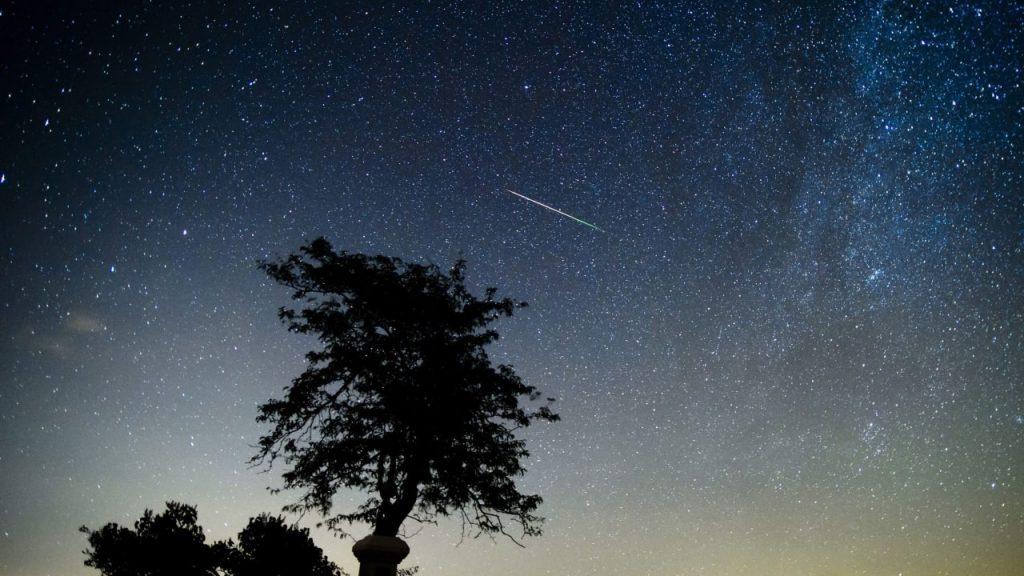 Meteor shower over Germany: Berschidat makes a meteor shower on Thursday - guide