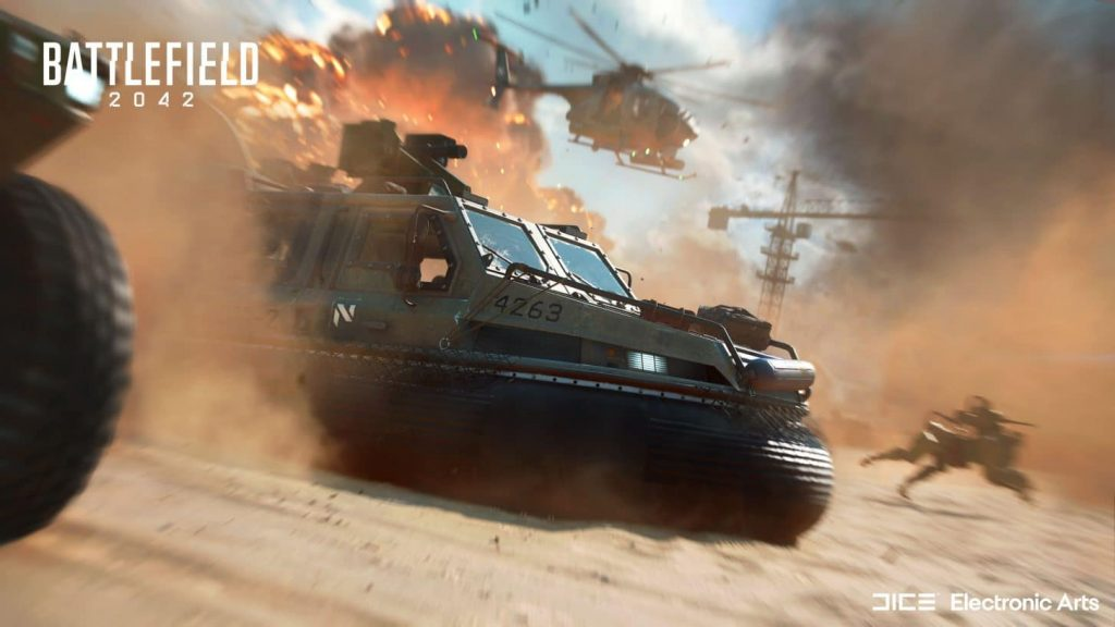 Battlefield 2042: PlayStation 4/5 Test Canceled!