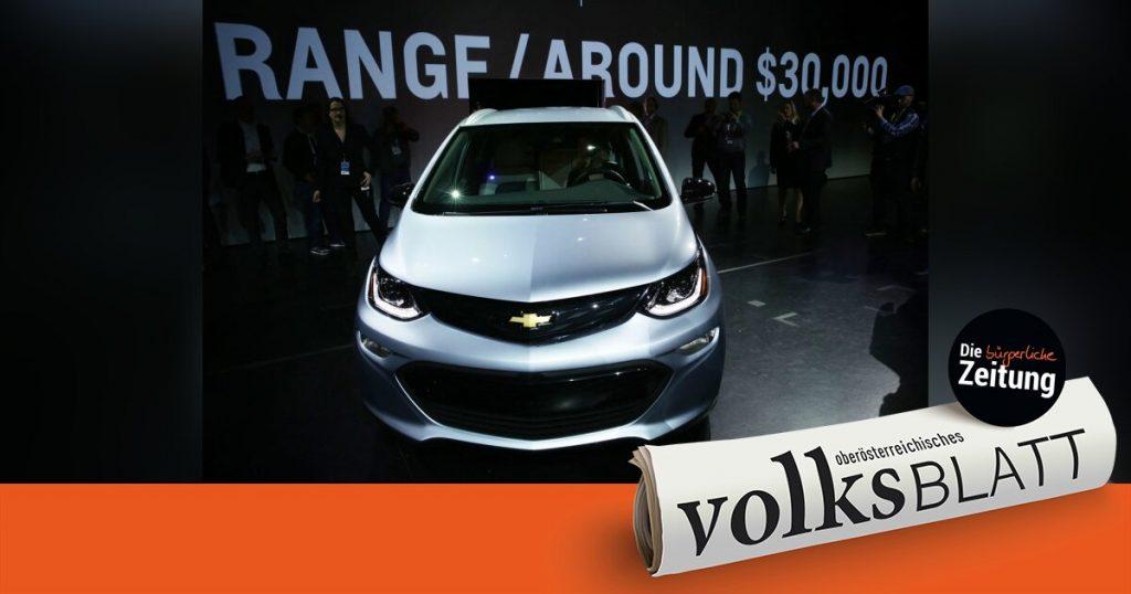General Motors recalls 73,000 more electric cars