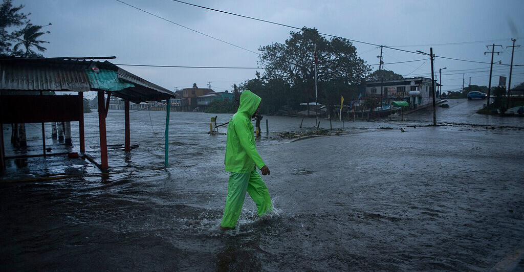 Eight dead from Hurricane Grace in Mexico