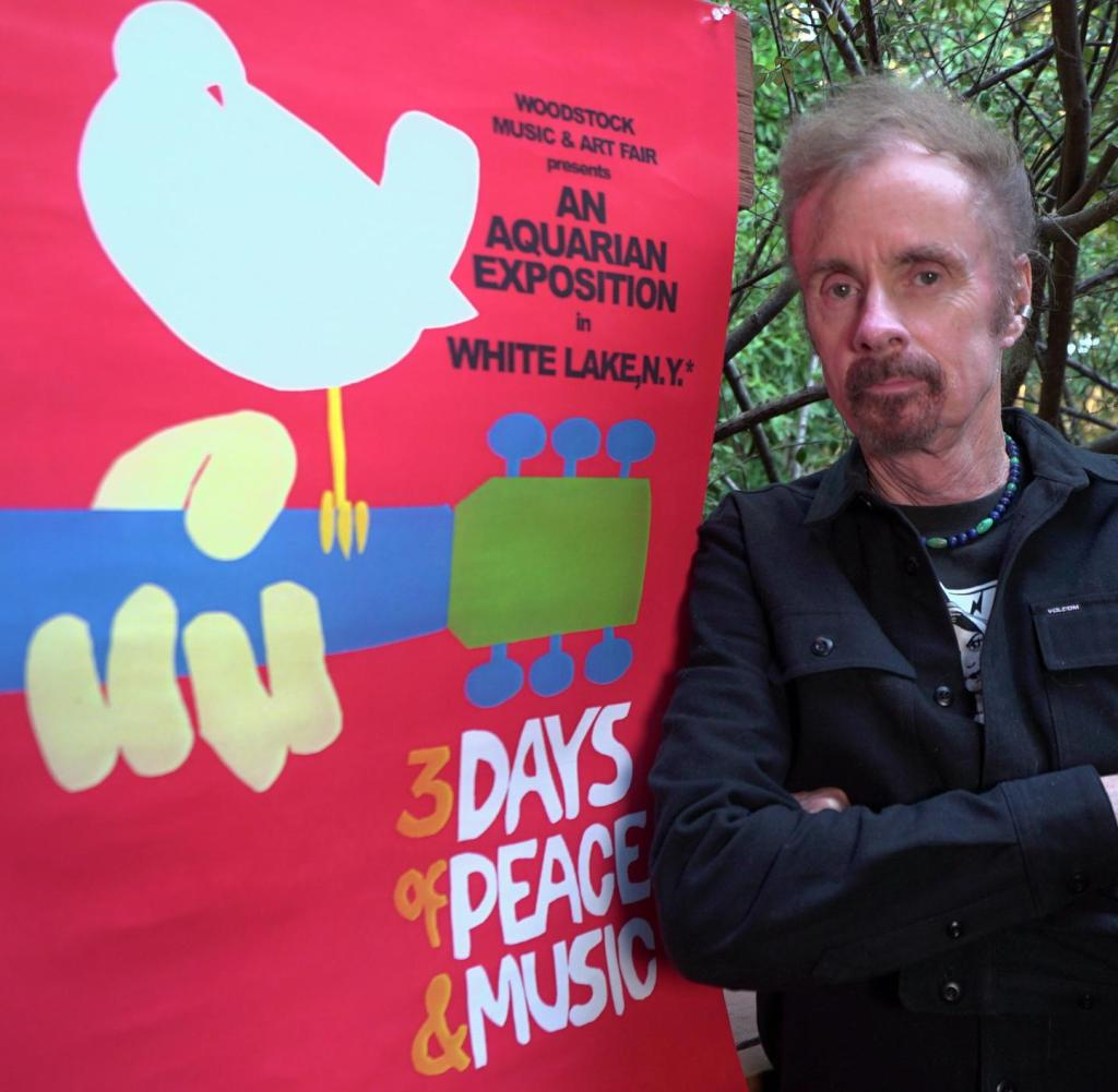 TC Boyle, material for a theme on Woodstock's 50th anniversary