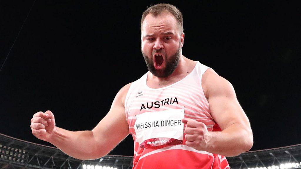 Athletics: Fix Weißhaidinger in Diamond League Final - Athletic Mix