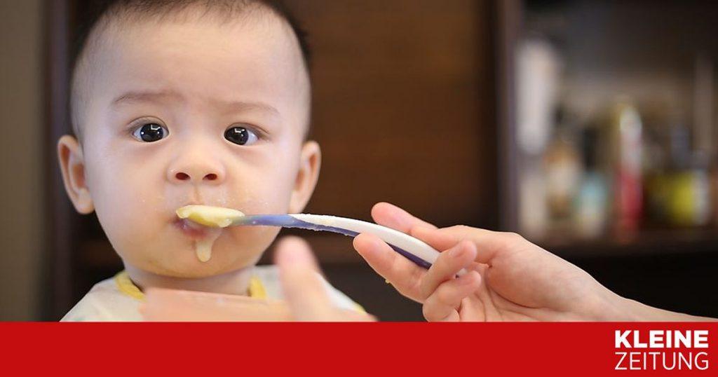 Many foods for children are unbalanced «kleinezeitung.at
