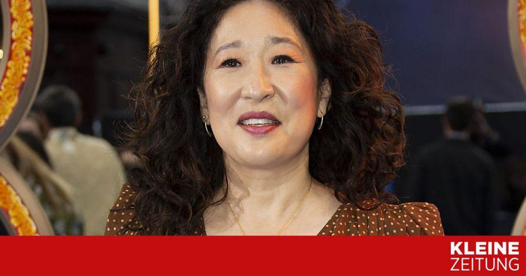 Sandra Oh relies on Grey's Anatomy (kleinezeitung.at .)