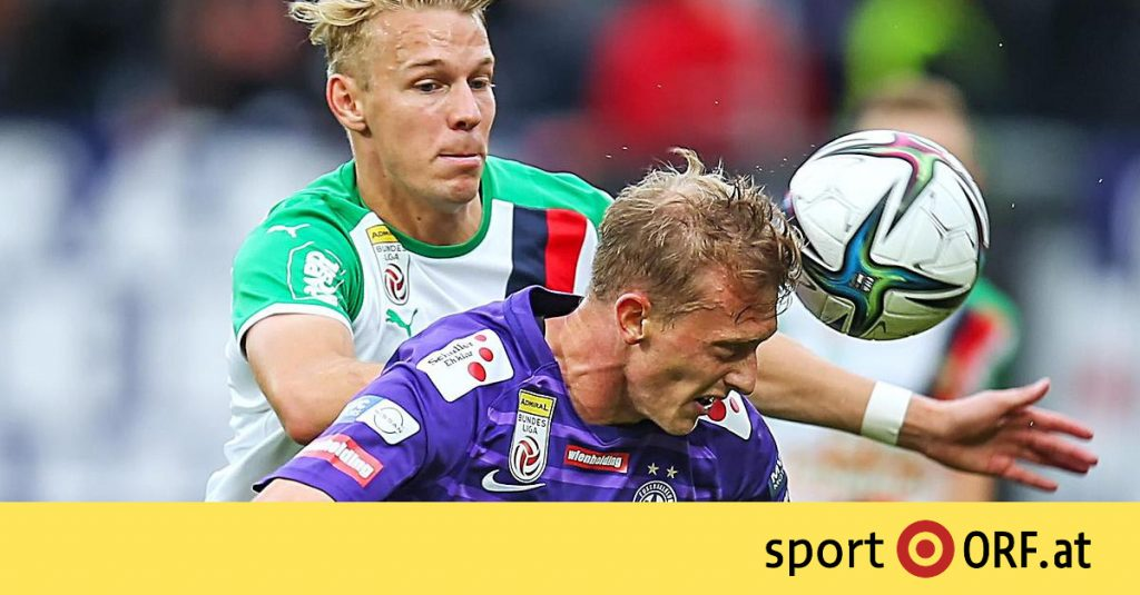 "German Bundesliga: ""Performance"" draw for the Vienna derby"