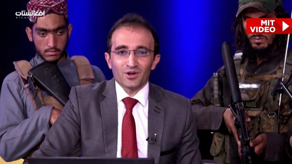 Afghanistan: Taliban storm TV studio - broadcaster must read message - politics abroad