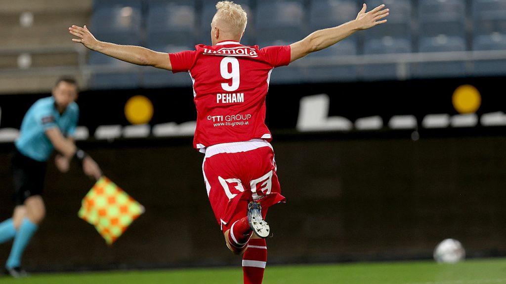 ADMIRAL League Two: Beham's score in GAK's win over Vorwärts Steyr - Football