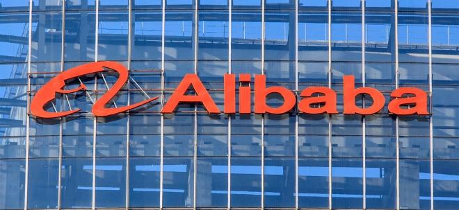 Alibaba-, JD.com-Aktien & Co. schießen hoch: US-Notizen von China-Konzernen mit breiter Erholungsrally