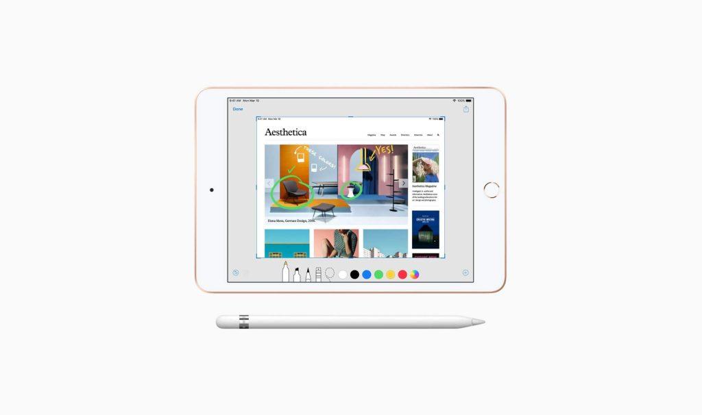 Apple befragt Kunden: Ist das iPad Mini zu klein?