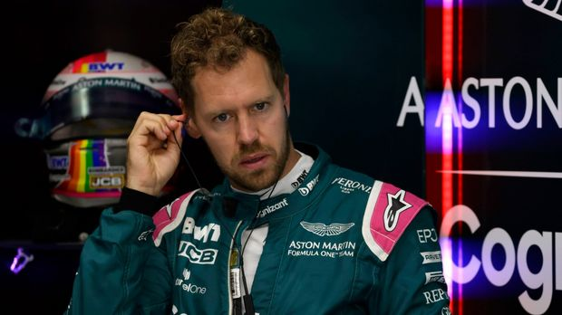 Aston Martin protest?  This happens after Vettel's disqualification