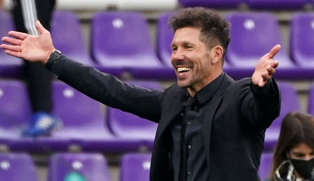"""Atletico Madrid - Simeone denies Messi's rumors: """"He didn't have a chance"""""""