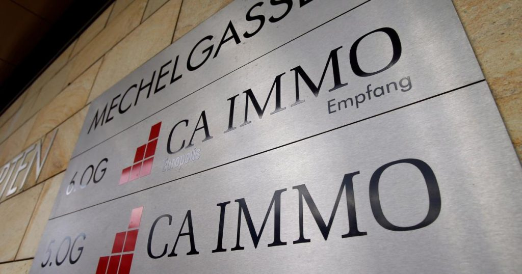 CA Immo could quadruple its dividend in the first half of the year