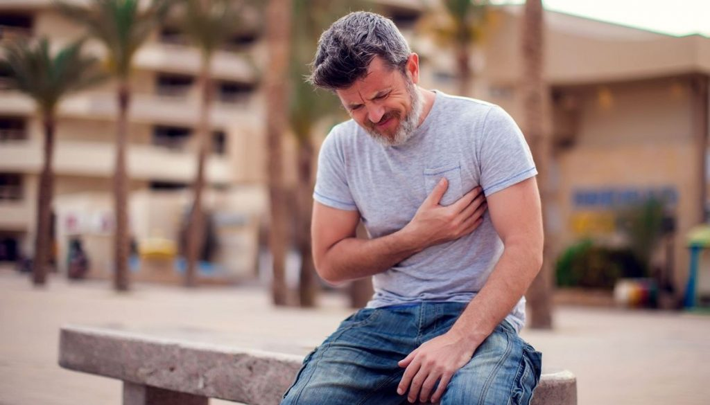COVID-19: The risk of heart attack and stroke is eight times higher