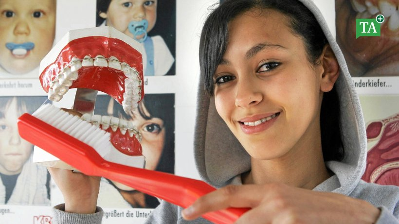 Chalk teeth in children in Thuringia is a new and widespread disease    Threads