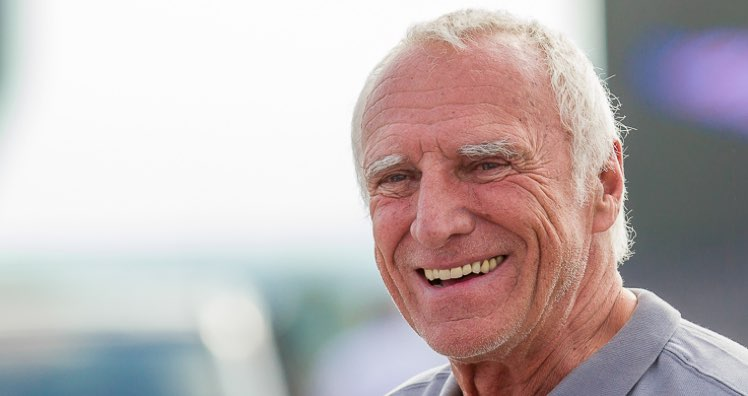 """Didi Mateschitz may launch his new media project this week, """"Leaderent."""""""