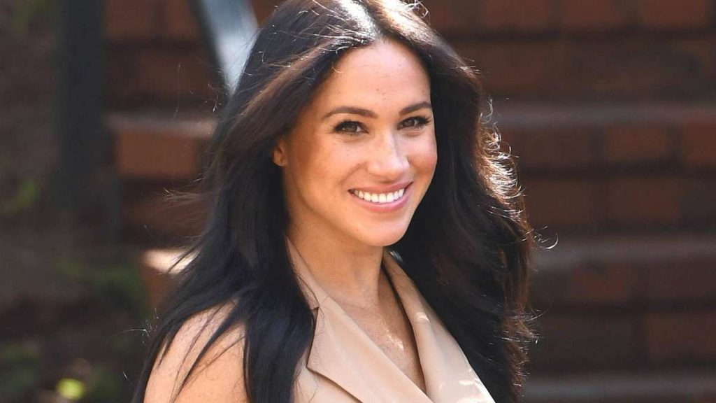 Duchess Meghan shares a picture of her daughter Lillipet Diana