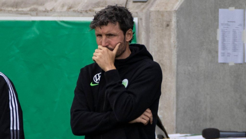 Embarrassing mistake: Wolfsburg threatens a strange cup