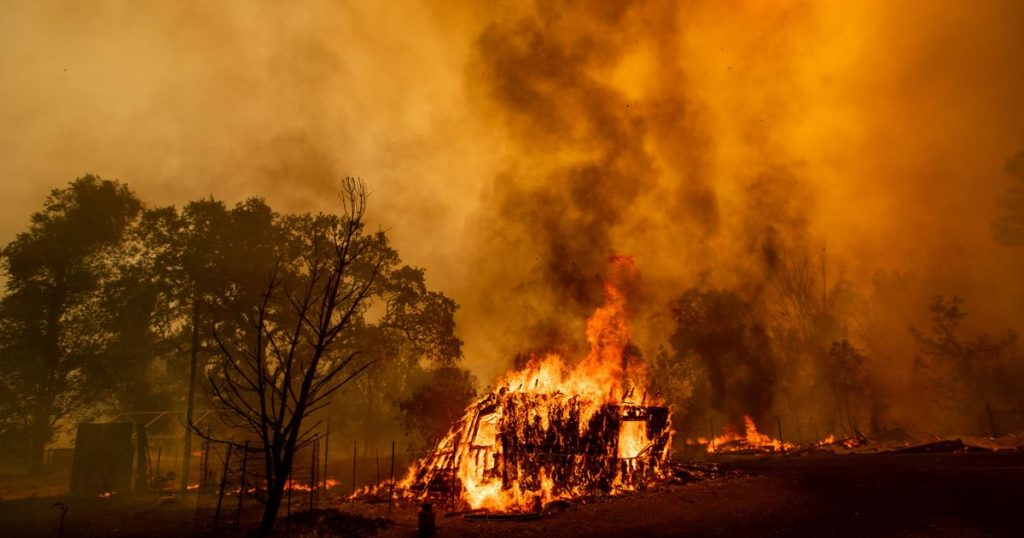 Europe's holiday paradise battling fires: flames in Athens