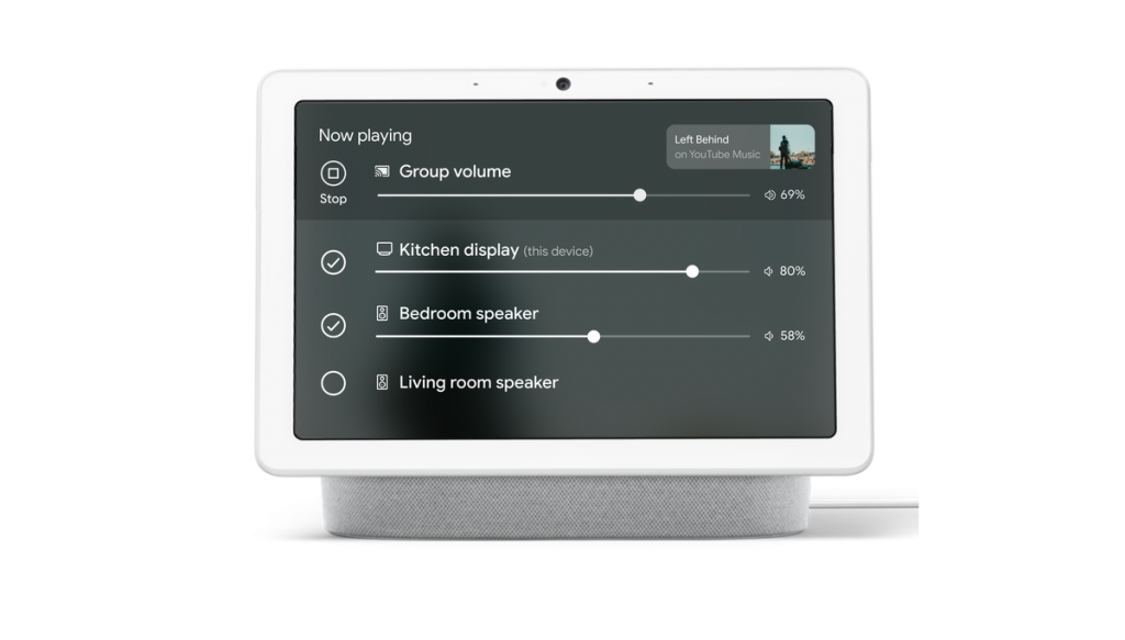 Google Nest Hub Max gets shortcuts to start actions