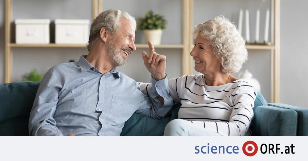 Health: Listening as a Cure for Alzheimer's