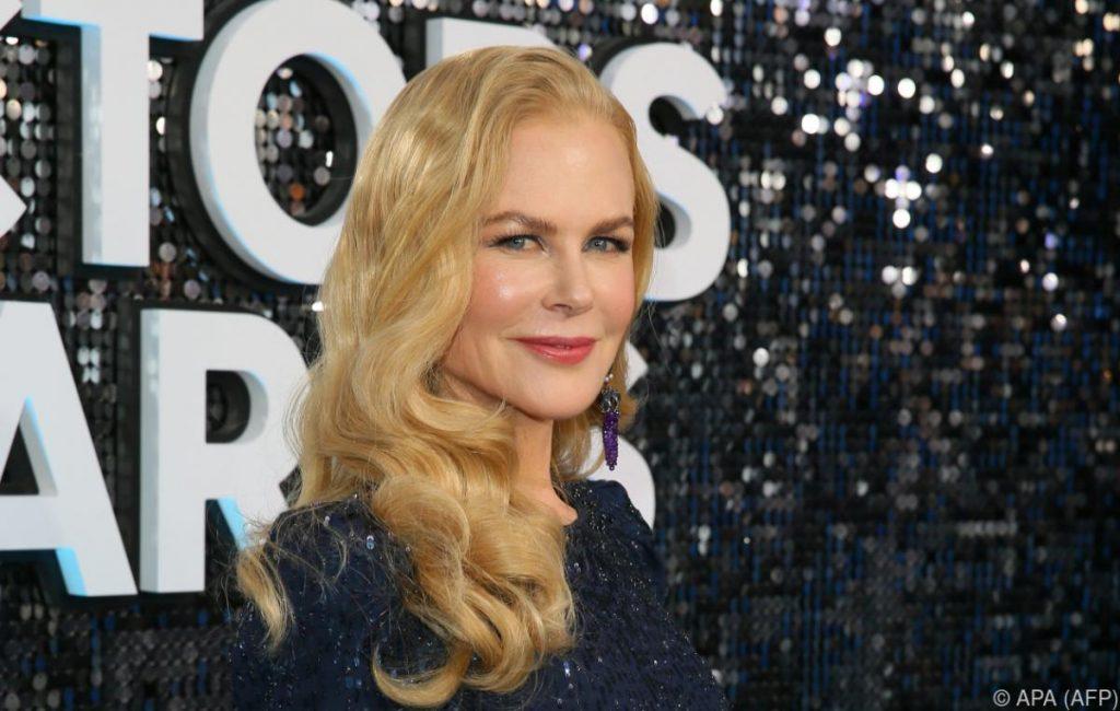 Hong Kong: Nicole Kidman released from quarantine