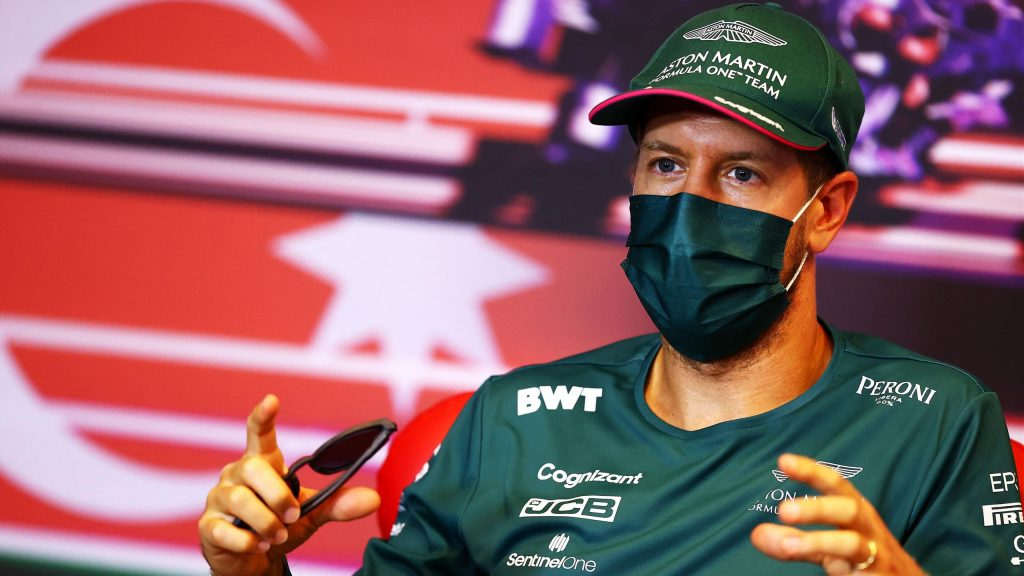 Hungarian Grand Prix: Vettel disqualification - Aston Martin fails to appeal in the first place