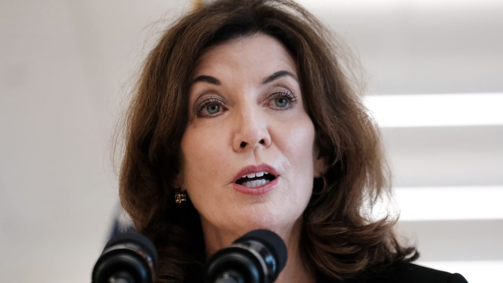 Kathy Hochhol takes over New York after the Cuomo scandal