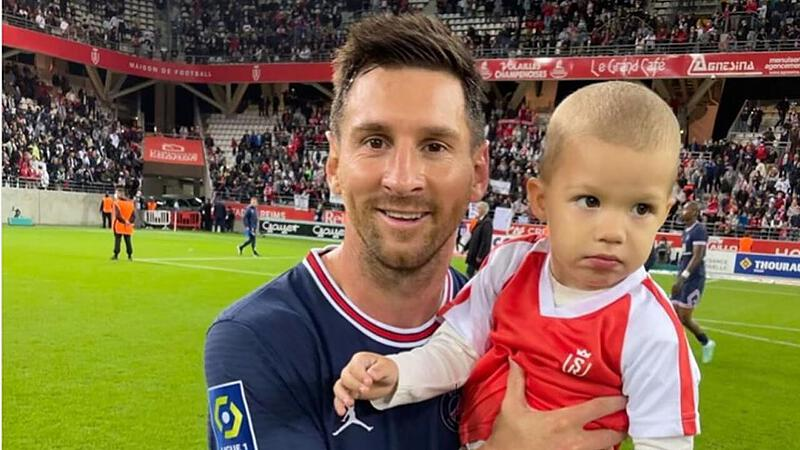 Lionel Messi played his heart