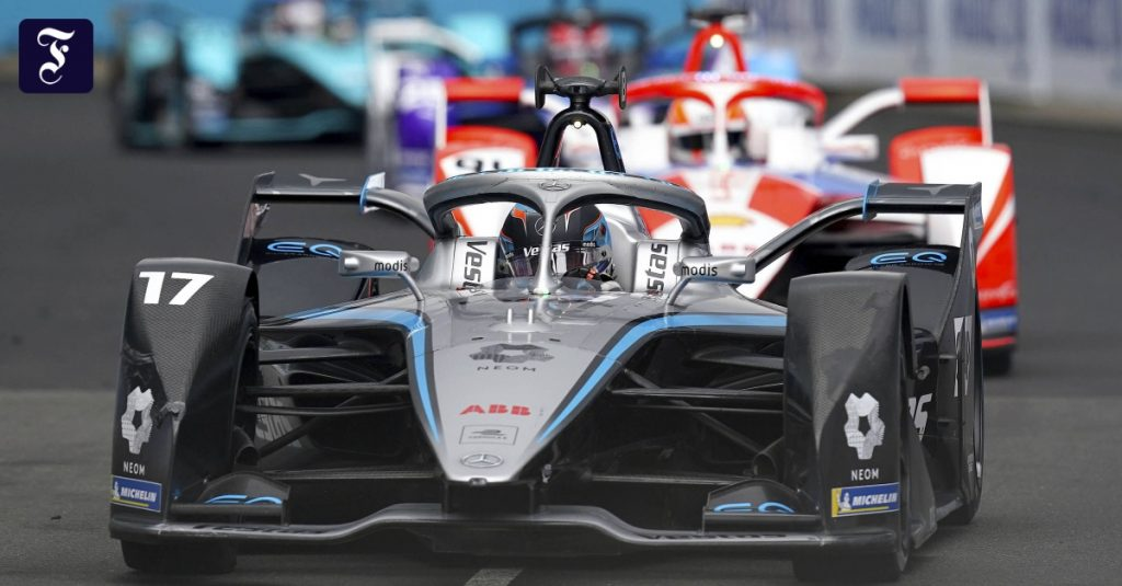 Mercedes group pulls the plug on Formula E.